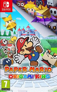 Paper Mario: The Origami King (EU) (Nintendo Switch)