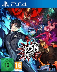 Persona 5 Strikers für Nintendo Switch, PS4