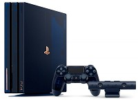 PlayStation 4 Pro Konsole 2TB 500 Millionen Special Edition (PS4)