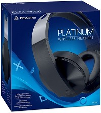 PlayStation 4 (PS4) Platinum Wireless Headset