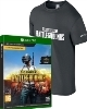 PlayerUnknowns Battlegrounds (Code in a Box) uncut + T-Shirt