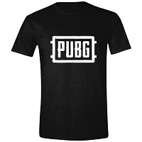Playerunknowns Battlegrounds PUBG Logo - T-Shirt (L)