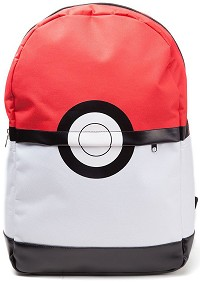 Pokemon Pokeball Rucksack (Merchandise)