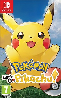 Pokemon: Lets Go! Pikachu! (Nintendo Switch)
