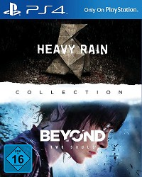 Quantic Dream Collection: Heavy Rain + Beyond: Two Souls - Erstauflage (PS4)