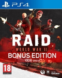 RAID: World War II Symbolik uncut (PS4)