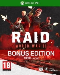 RAID: World War II Symbolik uncut (Xbox One)