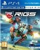 RIGS: Mechanized Combat League VR (PS4)