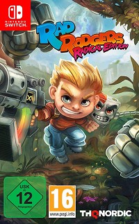 Rad Rodgers (Nintendo Switch)