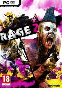 RAGE 2 Tattoo Sleeve Edition uncut inkl. Bonus (PC)