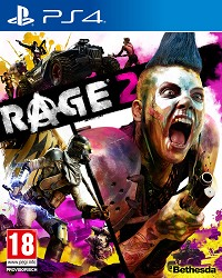RAGE 2 Tattoo Sleeve Edition uncut inkl. Bonus (PS4)