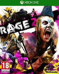 Rage 2 Tattoo Sleeve Edition uncut inkl. Preorder Bonus (Xbox One)
