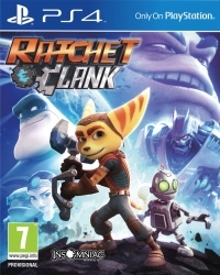 Ratchet & Clank EU PEGI (PS4)