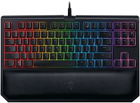 Razer BlackWidow Tournament Chroma V2 Keyboard - Yellow Switch (PC)