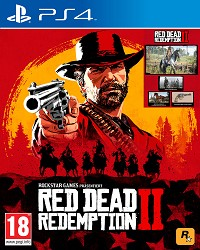 Red Dead Redemption 2 AT uncut inkl. 7 Bonusinhalte (PS4)