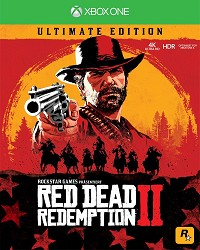 Red Dead Redemption 2 Limited Ultimate Steelbook Edition uncut inkl. 27 Bonusinhalte (Xbox One)