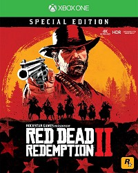 Red Dead Redemption 2 Special Edition uncut inkl. 20 Bonusinhalte (Xbox One)