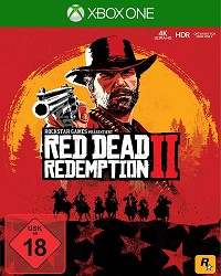 Red Dead Redemption 2 USK uncut (Xbox One)