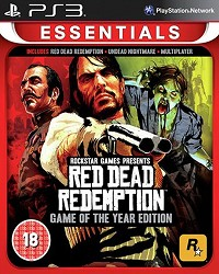 Red Dead Redemption Game of the Year Edition Essentials uncut Neuauflage! - Cover beschädigt (PS3)