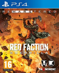 Red Faction Guerrilla Re-Mars-tered uncut (PS4)