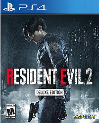 Resident Evil 2 Remake Deluxe Edition US uncut (PS4)