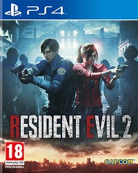 Resident Evil 2 Remake HD uncut Early Delivery Edition (PS4)