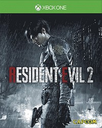 Resident Evil 2 Remake Limited Lenticular Edition uncut (Xbox One)
