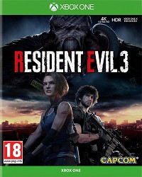 Resident Evil 3 Limited Lenticular Edition EU uncut (Xbox One)