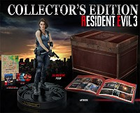 Resident Evil 3: Nemesis Remake Collectors Edition uncut (PS4)
