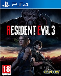 Resident Evil 3 Limited LENTICULAR Edition uncut (PS4)