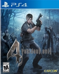 Resident Evil 4 HD US uncut (PS4)