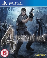 Resident Evil 4 HD uncut (PS4)