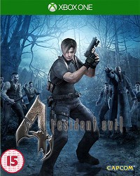 Resident Evil 4 HD uncut (Xbox One)