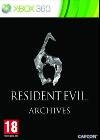 Resident Evil 6 Archives Edition US uncut (Xbox360)