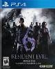 Resident Evil 6 [HD Bonus US uncut Edition] (PS4)