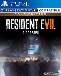 Resident Evil 7: Biohazard Gold Edition US uncut inkl. 3 DLCs (PS4)