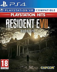 Resident Evil 7: Biohazard Playstation Hits uncut (PS4)