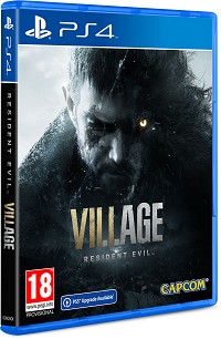 Resident Evil 8: Village Survival 3D Lenticular Bonus Edition uncut (PS4)
