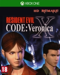 Resident Evil Code Veronica X uncut (Xbox One)