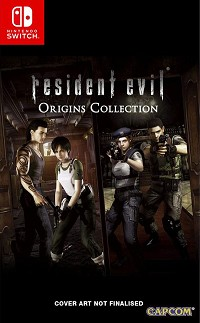 Resident Evil Origins Collection Limited Edition US uncut (Nintendo Switch)