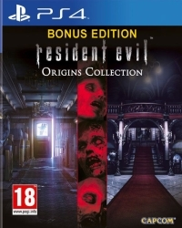 Resident Evil Origins Collection uncut - Cover beschädigt (PS4)