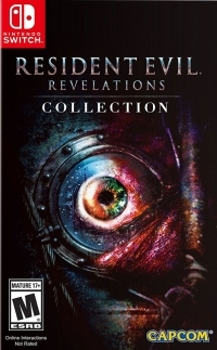Resident Evil Revelations Collection [US uncut Edition] - Cover beschädigt (Nintendo Switch)