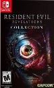 Resident Evil Revelations Collection US uncut Edition (Nintendo Switch)
