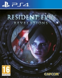 Resident Evil Revelations HD uncut Edition - Cover beschädigt (PS4)
