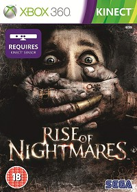 Rise of Nightmares Kinect Edition uncut (Xbox360)