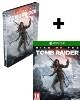 Rise of the Tomb Raider Steelbook Edition uncut inkl. Sparrowhawk Pack DLC