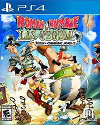 Roman Rumble In Las Vegum: Asterix und Obelix Xxl 2 (PS4)