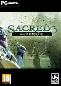 Sacred 3: Z4ngr13f Weapon Spirit (Add-on DLC 3) (PC Download)