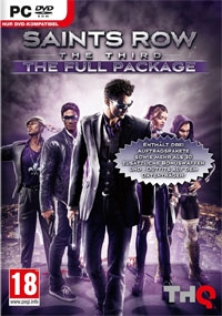 Saints Row 3: The Third - The Full Package uncut (PC Download)