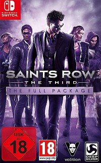 Saints Row 3: The Third - The Full Package Standard uncut (Nintendo Switch)